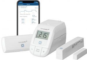 Homematic IP Starter Set Raumklima - WLAN mit Smartphone