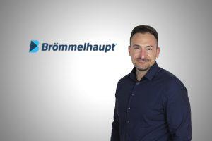 Brömmelhaupt-Logistikleiter Stefan Tsouparidis