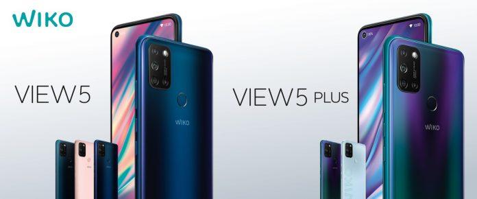 Press Visual: Wiko View5 und View5 Plus