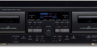 TEAC Doppel-Kassettendeck W-1200