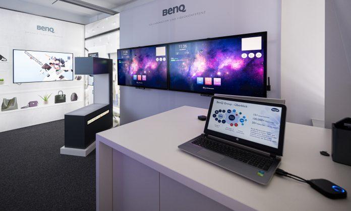 BenQ Showroom in Hamburg