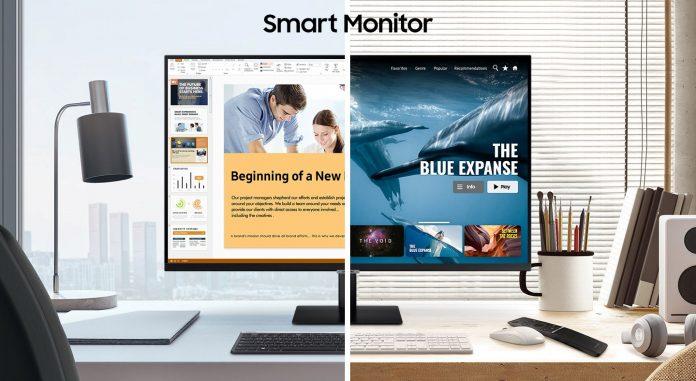 Samsung Smart Monitor. Foto: Samsung