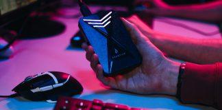 Verbatim Gaming GX3 HDD und SSD. Foto: Verbatim