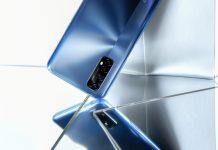 realme 7 mirror blue. Foto: realme