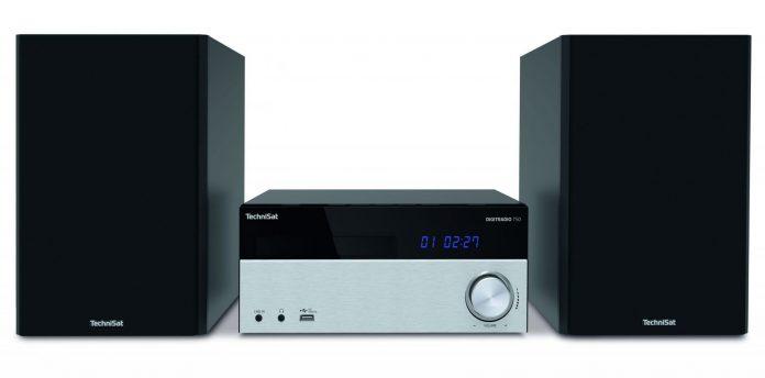 TechniSat Digitradio 750. Foto: TechniSat