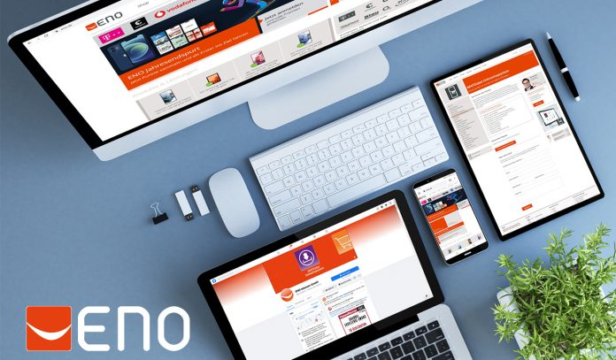 ENO Onlinepräsenz. Foto: ENO