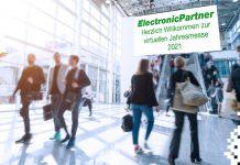 ElectronicPartner digitale Jahresveranstaltung 2021. Foto: ElectronicPartner
