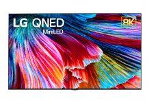 LG QNED LED TV. Foto: LG Electronics