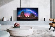 Panasonic OLED TV JZW2004 CES 2021. Foto: Panasonic