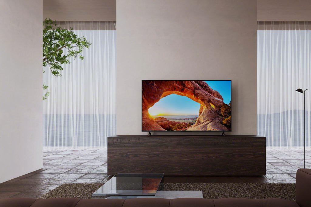 Sony TV X85J mit 65 Zoll. Foto: Sony
