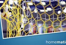 Homematic IP Handball WM 2021. Foto: eQ-3
