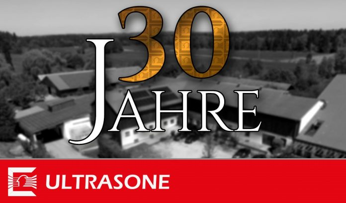 30 Jahre Ultrasone