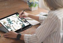 Acer Spin 5 Convertible im Einsatz