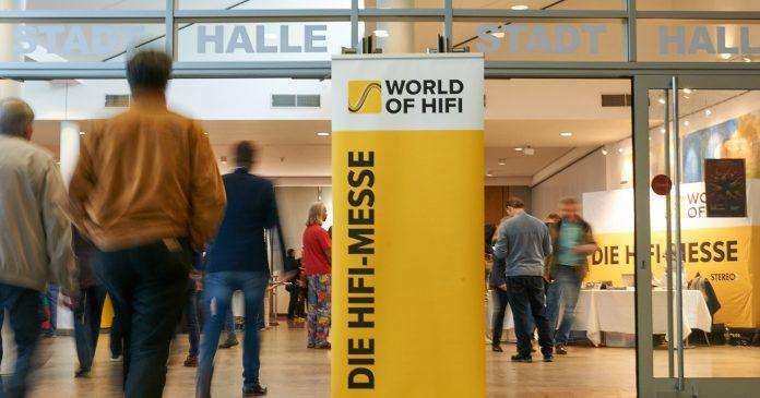 Eingang World of Hifi