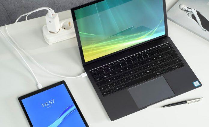 Hama-Netzteil für Notebooks und Tablets