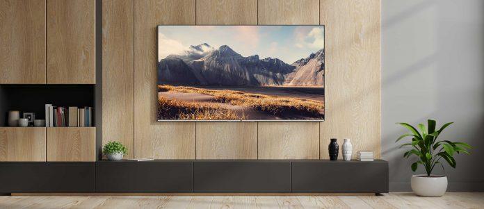 JVC Elite UHD 4K HDR TV