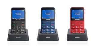 Panasonic Senioren-Mobiltelefon KX-TU155