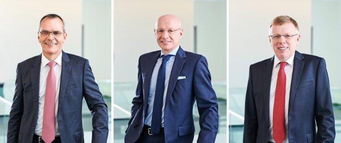 expert Vorstand: Dr. Stefan Müller Frank Harder Gerd-Christian Hesse