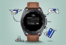 Samsung Pay mit Galaxy-Smartwatch