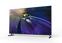 4K HDR OLED-Fernseher Bravia XR Master Series A90J von Sony