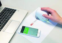 e-markt, mobiler Drucker von Colop