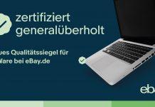 eBay zertifiziert generalüberholt