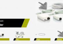 Fuba WebFiber Lichtleiter
