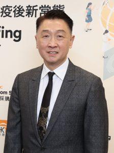 HKTDC Deputy Executive Director Benjamin Chau