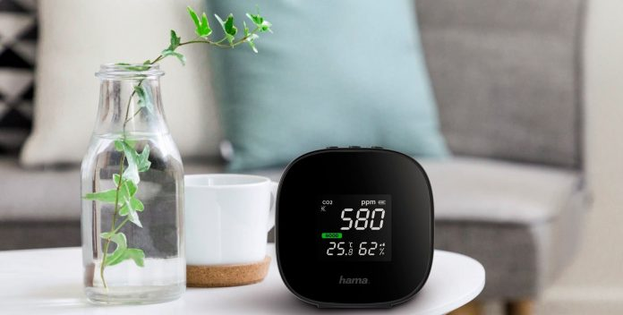 Hama Safe CO2-Messgerät