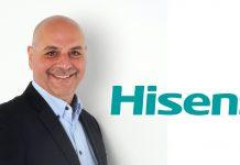 Rocco Carbotti Hisense TV