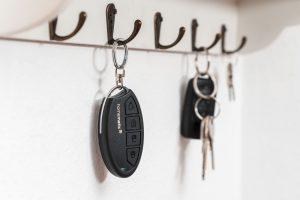 Homematic IP Schlüsselbundfernbedienung – Zutritt