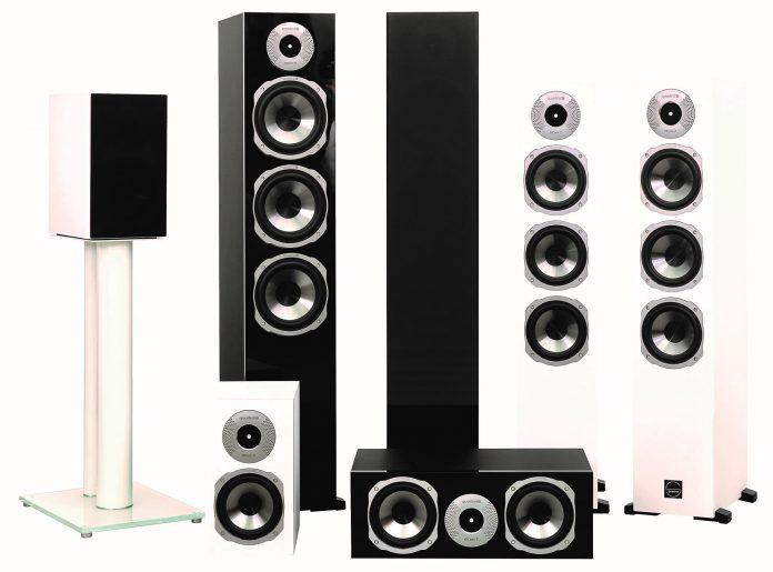 Signum-Lautsprecher von Quadral