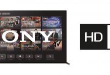 HD+ integriert in Sony TVs