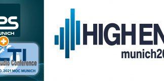 Logo von High End Messe, IPS und ALTI