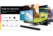 Samsung Made For Germany-Aktion Visual