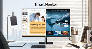 Smart Monitor von Samsung