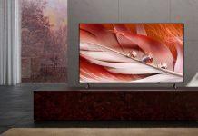 4K HDR Full Array LED-Fernseher Bravia XR X90J von Sony