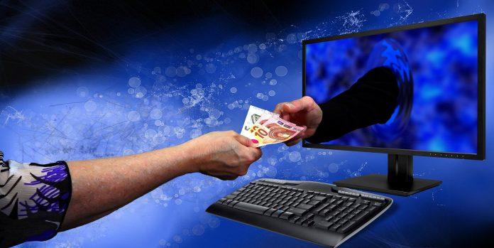 Bezahlung im Internet