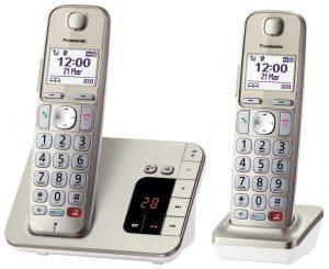 Panasonic KX-TGE262EXN Dect-Telefon