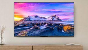 Smart TV der Mi TV P1-Serie
