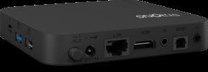 Verbindungsmöglichkeiten der LEAP-S1