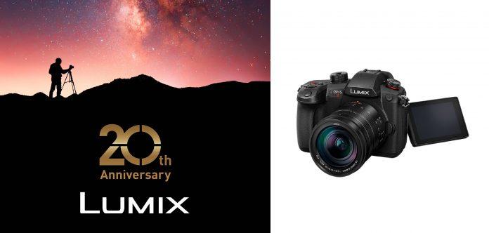 20 Jahre Lumix mit Kamera GH5 II