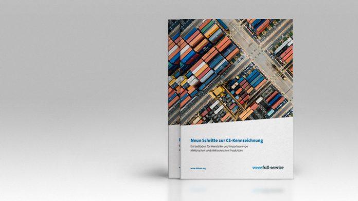 CE-Leitfaden Buch: 9 Schritte zur CE-Kennzeichnung