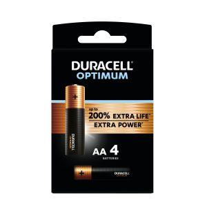 Duracell Optimum Batterie