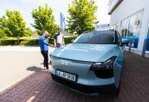 Elektroauto Aiways 3 im Verkauf bei Euronics