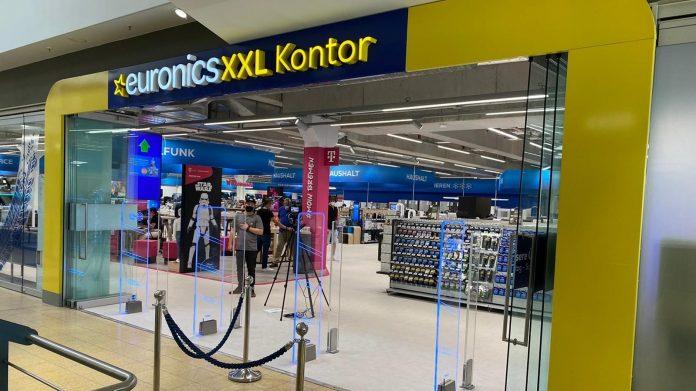 Euronics XXL im Bremer Kontor zum Alten Speicher