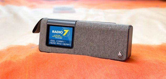 Hama Digitalradio DR200BT für unterwegs