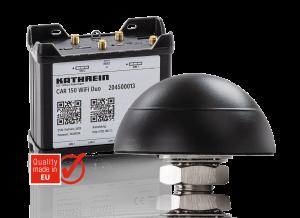 Kathrein LTE-WLAN-Router Car 150 WiFi Duo