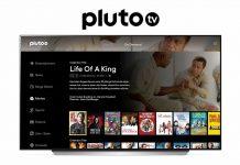 LG TV mit webOS 6-0 und Streamingdienst Pluto TV