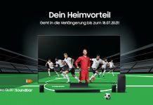 """Samsung AV EM-Promotion """"Dein Heimvorteil"""" 2021"""
